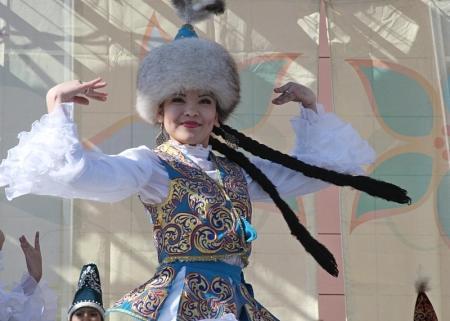 Программа праздничных мероприятий города Актау, посвященных Наурызу