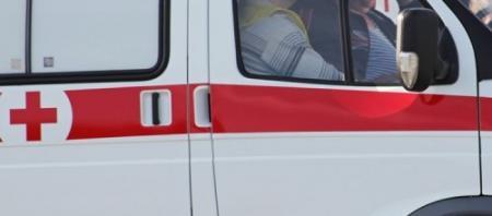 На автотрассе Актау-Каламкас перевернулся автомобиль с двумя нетрезвыми мужчинами, включая водителя