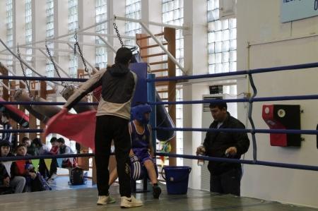 В Актау стартовал областной турнир среди юношей по боксу