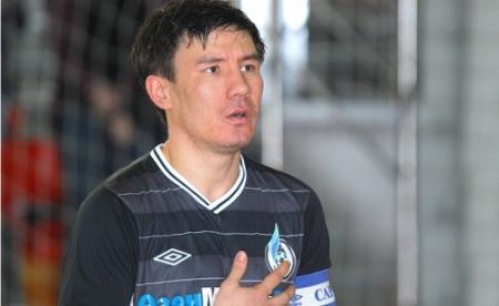 В состав сборной Казахстана по футзалу попал игрок из Жанаозена