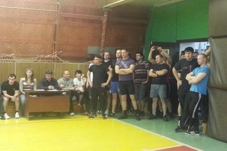 В Актау прошли праздничные соревнования по русскому жиму штанги и подтягиваниям, посвященные Наурызу