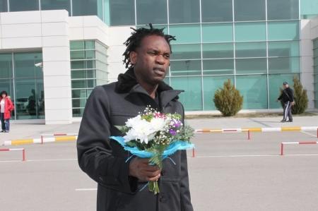 Dr. Alban прилетел в Актау
