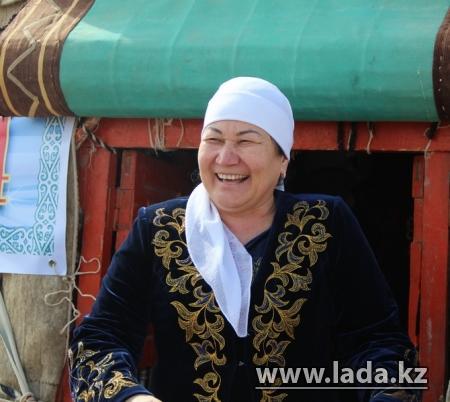 Жители Кызылтобе Мунайлинского района встречают Наурыз
