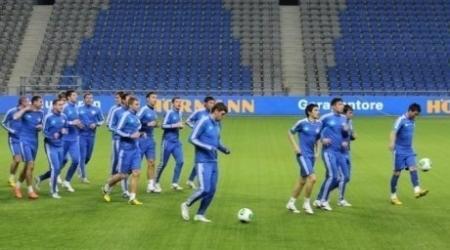 Сборная Казахстана по футболу уступила Германии в отборочном матче ЧМ-2014