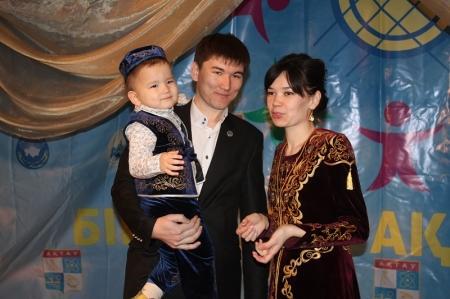 """В Актау прошел фестиваль """"Прикаспийская семья-2013"""""""