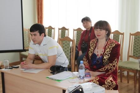 """Амангуль Акбердиева: """"В Актау уменьшилось количество женщин, рожающих детей с коротким интергенетическим интервалом"""""""