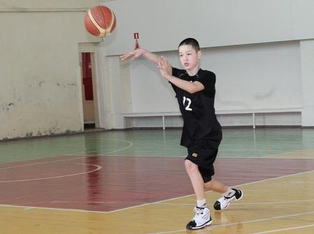 Баскетбол - командная игра с мячом