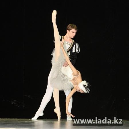 В Актау прошел юбилейный вечер балета Булата Аюханова