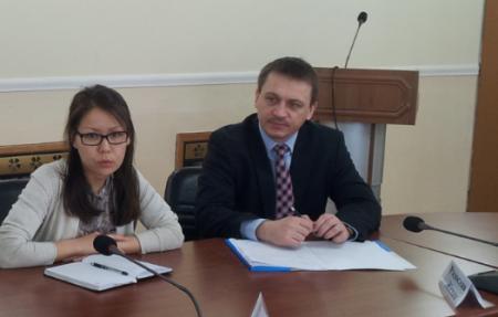 В Актау представитель детского фонда ООН ЮНИСЕФ в Казахстане встретился с руководителями фондов и НПО