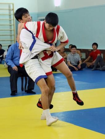 В Актау прошел городской отборочный турнир по казак куреси