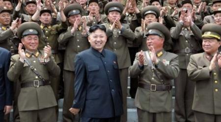 Лидер КНДР приказал привести ракеты в боеготовность