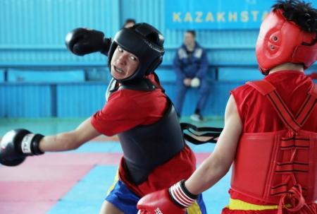 В Актау стартовал чемпионат Казахстана по Ушу среди юниоров