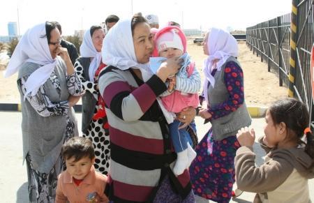 В Актау семь семей оралманов боятся, что их выселят из центра адаптации