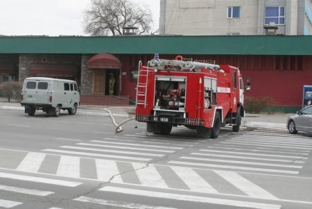 """В актауский паб """"Guns and roses"""" сегодня выезжали пожарные"""