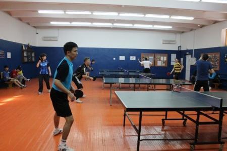 В Актау прошел областной чемпионат по настольному теннису среди работников предприятий