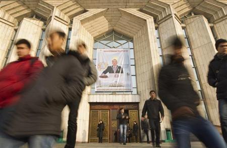 Экономика Казахстана замедляется с падением цен на сырье