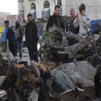 Серия взрывов в Ираке: 22 погибших, более 100 раненых