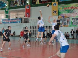 На XXI чемпионате РК по волейболу  в группе «Б» команда Мангистауской области заняла второе место