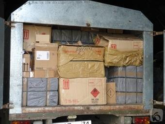 В Актау возбуждено уголовное дело в отношении предпринимателя, выдававшего косметику за моющие средства