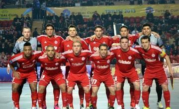 «Кайрат», обыграв московское «Динамо», стал обладателем Кубка УЕФА