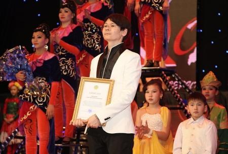 Мангистаускому хореографу Серику Сариеву присвоено звание «Заслуженный деятель РК»