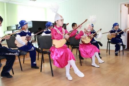 Детская школа искусств города Актау приняла участие в республиканском конкурсе юных музыкантов