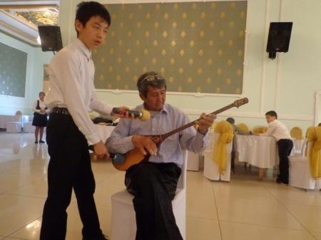 В Мангистау встретились представители казахского рода Кердери