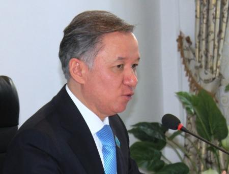 Председатель Мажилиса Парламента РК во время визита в Мангистаускую область высказался о пенсионной реформе
