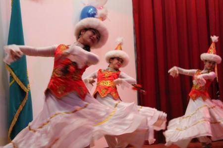 В ДВД Мангистауской области состоялось мероприятие, посвященное юбилейной дате следственной службы