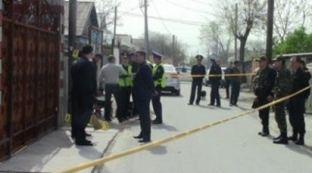 Неизвестные заложили взрывное устройство в дверной звонок в Шымкенте
