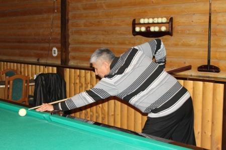 Старший помощник Мунайлинского прокурора выиграл турнир по бильярду
