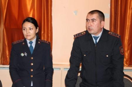 В Актау началась подготовка к очередным слетам юных инспекторов дорожного движения