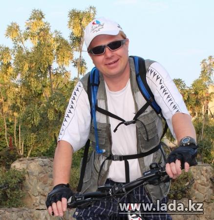Будни актауского велосипедиста