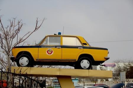 К 50-летию Актау: история города в памятниках и малых архитектурных формах. Фотопост
