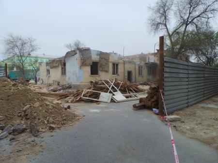 Фотопост. Трущобы Актау