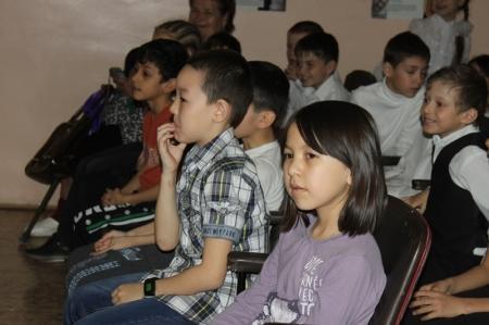 В Актау воспитанники дворового клуба «Толкын» сыграли в «Поле чудес»