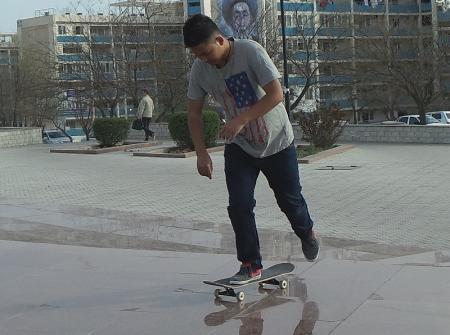 Мнение молодёжи – Актау нужен скейт парк