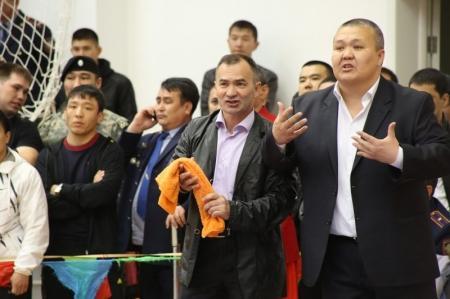 Актауский спортсмен, командир спецподразделения «Арлан», завоевал «золото» на чемпионате РК по самбо