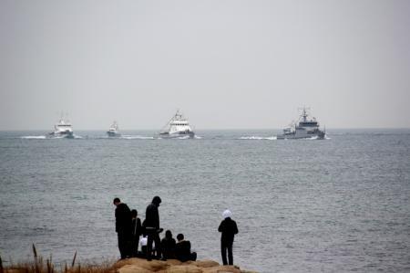 В Актау отметили 20-летие создания Военно-морских сил РК