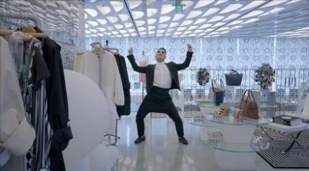 Новый клип южнокорейского рэпера PSY снова взорвал YouTube