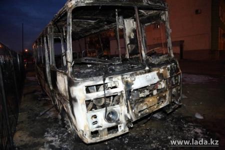В Мангистау за три месяца зарегистрировано 70 пожаров