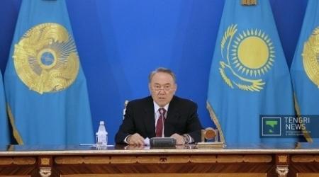 Назарбаев подписал закон о государственных услугах