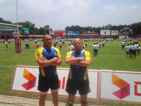 Актауские регбисты в составе сборной Казахстана выступили в чемпионате Азии в Шри-Ланке