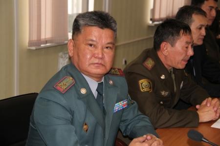 В ДЧС Мангистауской области назначен новый начальник (ДОПОЛНЕНО)