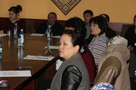 В Актау организован обучающий тренинг для автоперевозчиков и служб такси в целях повышения качества обслуживания клиентов