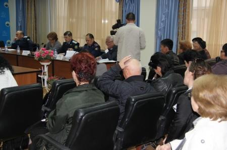 День приема по личным вопросам прошел в офисе Мангистауского филиала правящей партии