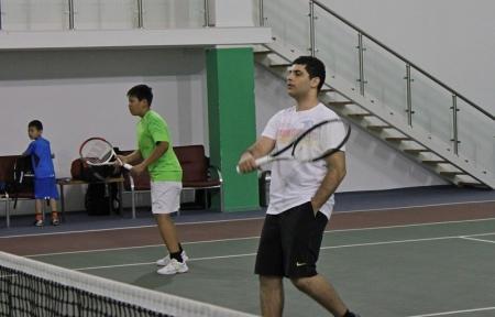 Большой теннис - самый высокооплачиваемый вид спорта в мире