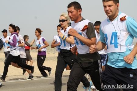 В Курыке пройдет марафон, посвященный Дню Победы