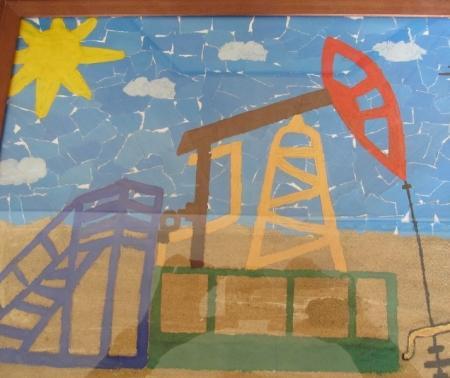 В Актау прошел конкурс детского рисунка, посвященного 40-летию Мангистауской области