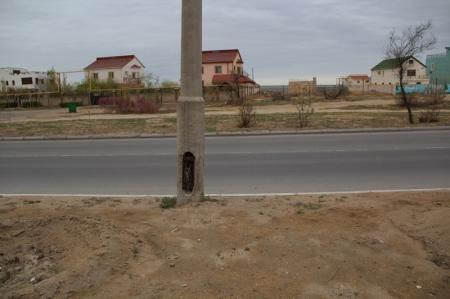 Василий Галкин: В Актау с опор уличного освещения пропадают крышки